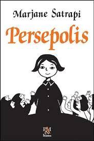 Persepolis - Merjane Satrapi