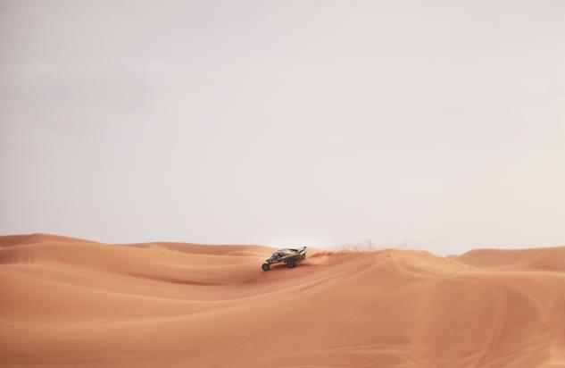 Lahbab Çölü, Dubai