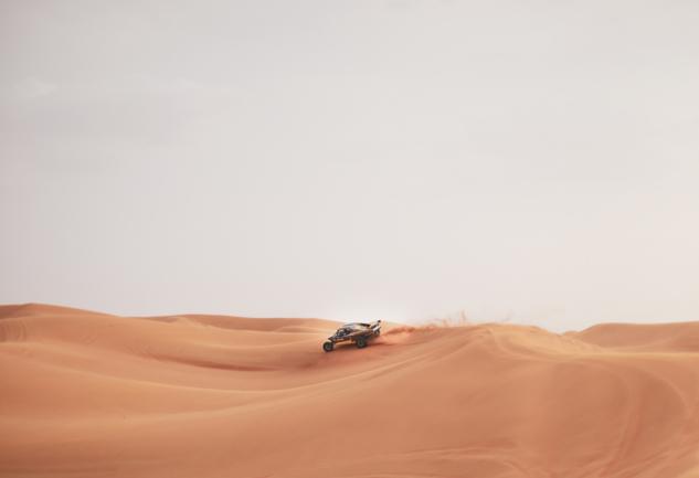 Dubai Lahbab Çölü'nde Safari: Bitmeyen Coğrafi Keşifler