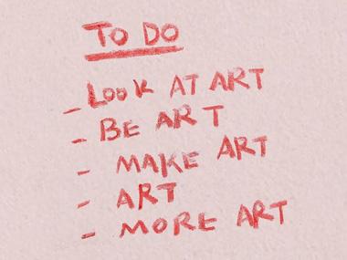 Bence Sanat Terapisi: Yeteneğe İhtiyacınız Yok!