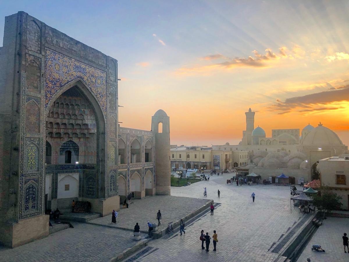 Semerkand Şehri: İpek Yolu'nun İncisi