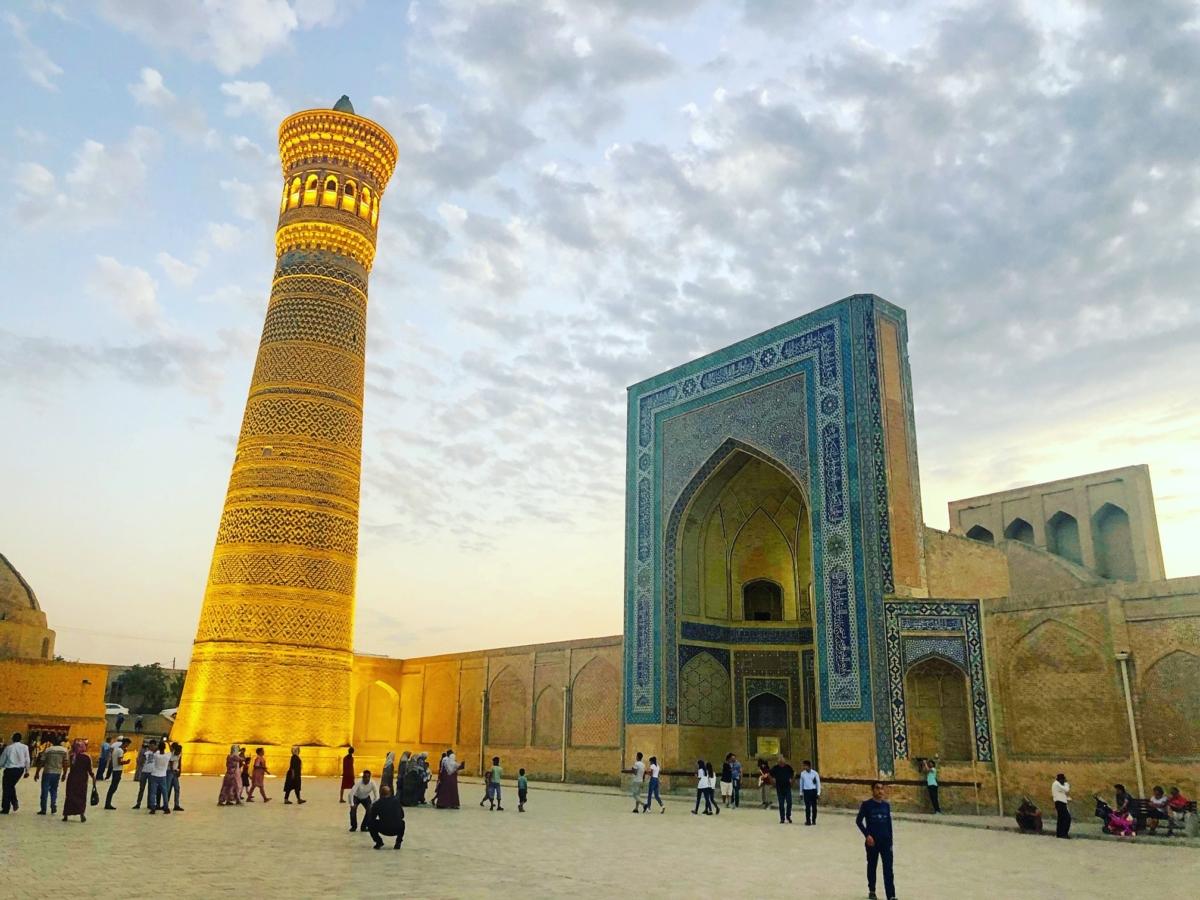 Semerkand Şehri: İpek Yolu'nun İncisi   Fotoğraf: Tayfur Coşkunüzer