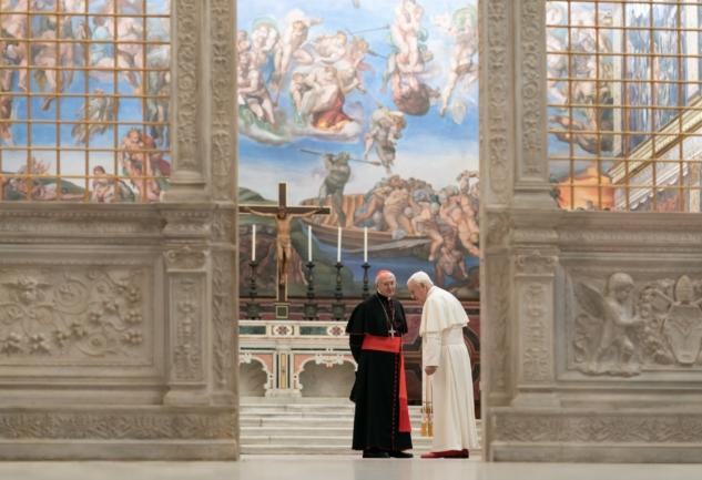 The Two Popes: Uzlaşma mı, Değişim mi?