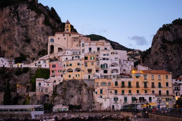 Amalfi | Fotoğraf: Unsplash /  Ciprian Boiciuc