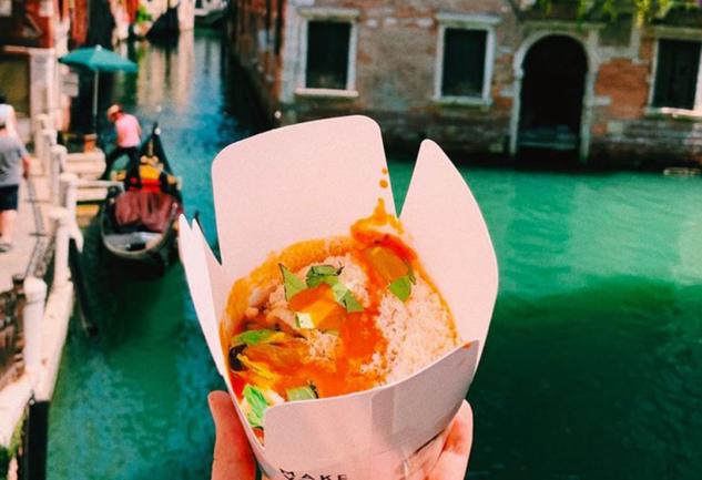 İtalya'da Lezzet Turu: Üç Şehir Üç Mekan