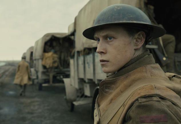 1917 Filmi: Büyük Savaş'ta Nefes Kesen Takip