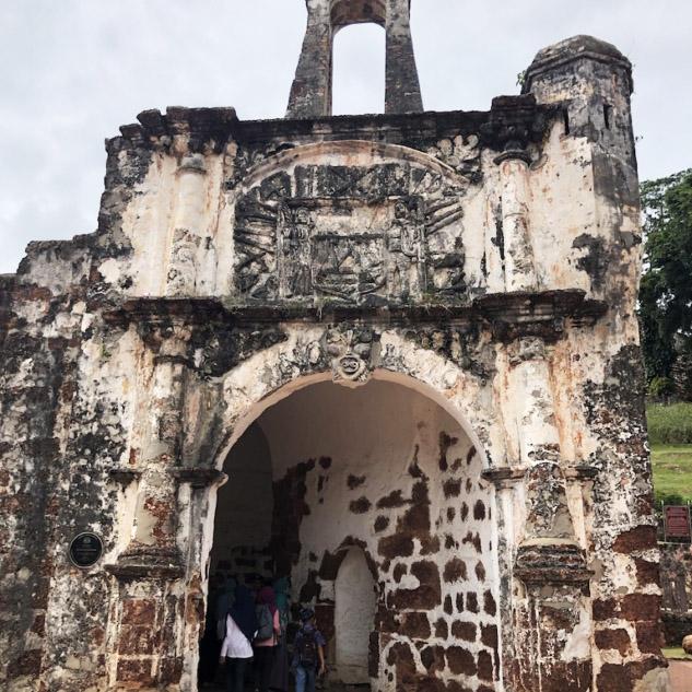A Famosa'nın Kapısı