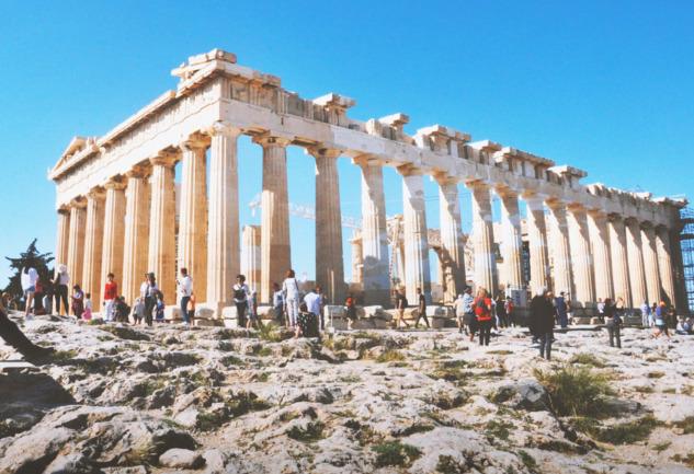 Atina Gezisi: Akropolis ve Görülmesi Gereken Yerler