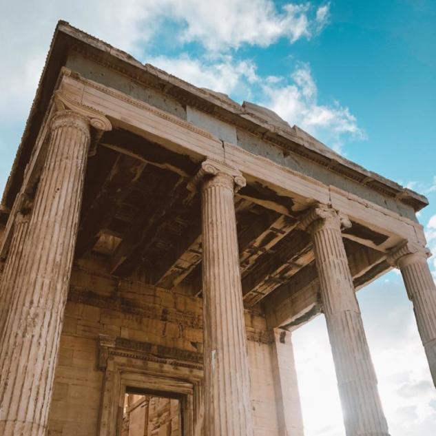 Akropolis, Atina Gezisi