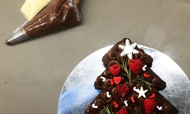 Cookie Cake Workshop'u