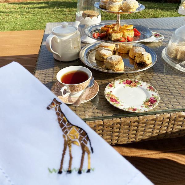 Giraffe Manor Otel