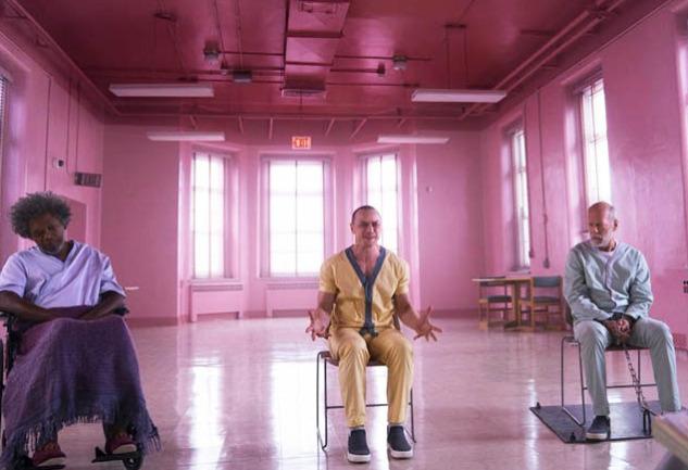 Glass: Unbreakable ve Split'in Kesiştiği Film