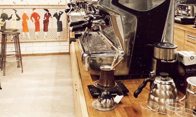 Kış Kahveleri Workshop'u