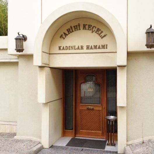 Tarihi Keçeli Hamamı