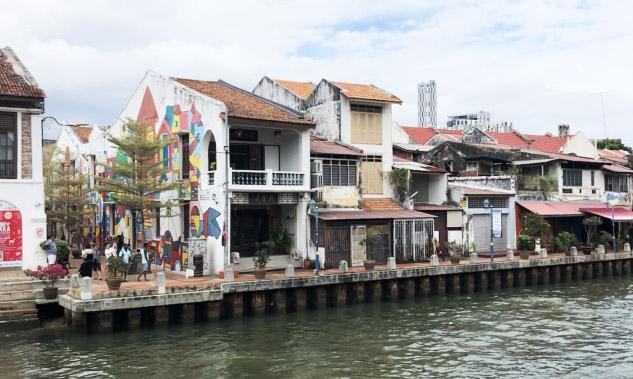 Malakka Nehir Kıyısı
