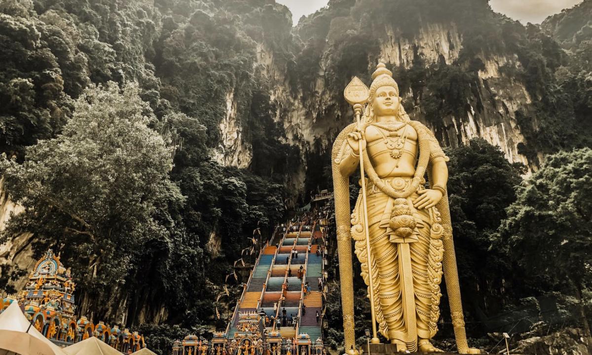 Batu Mağarası, Malezya