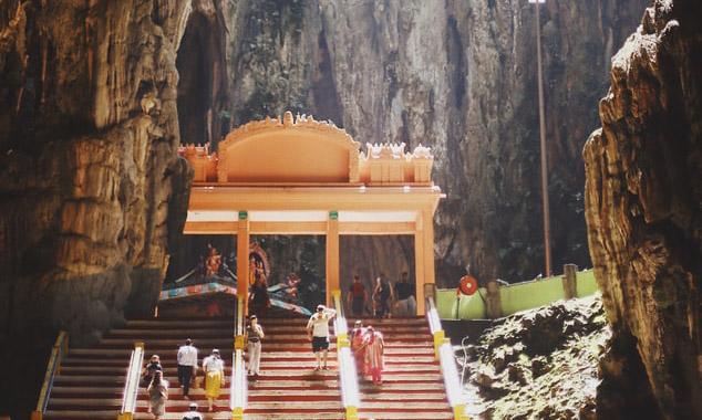 Batu Caves Tapınağı, Malezya