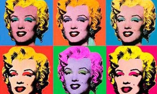 Andy Warhol, Shot Marilyns