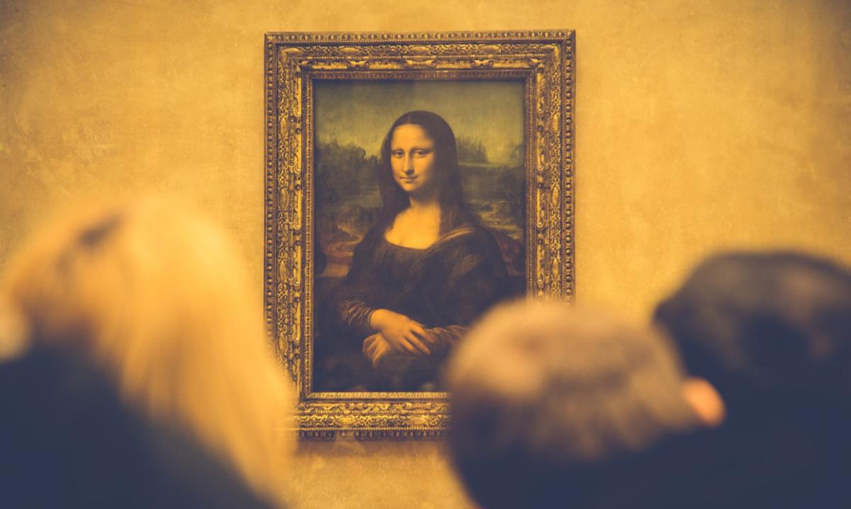 Leonardo Da Vinci, Mona Lisa Portresi