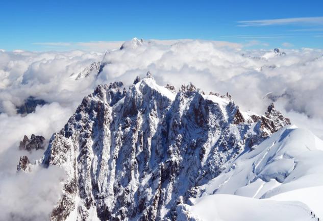 Chamonix Mont-Blanc: Fransa'da Büyüleyici Dağcılık Merkezi