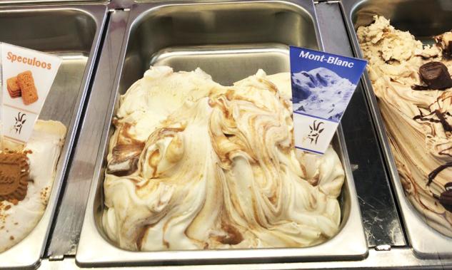 Sütlü Dondurma