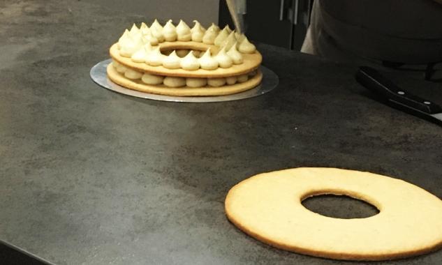 Cookie Cake Yapımı