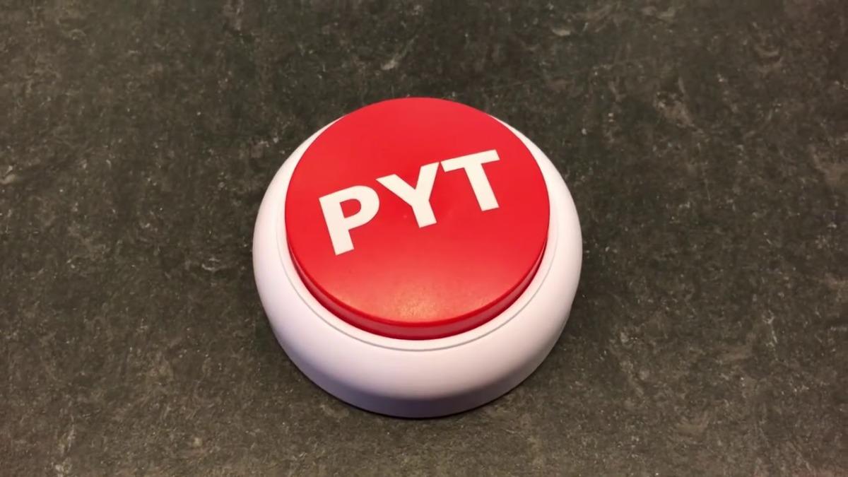 PYT Butonu