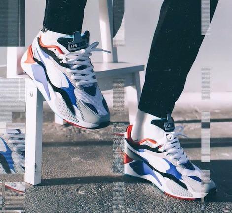 PUMA RS-X³ Serisi: Sneaker Tutkunları İçin Güzel Haber