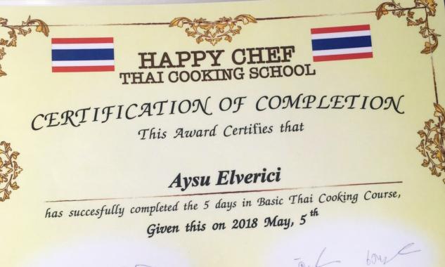 Happy Chef Cooking School