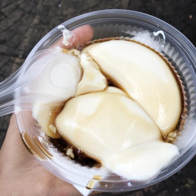 Tau Fu Fah, Malezya Yemekleri