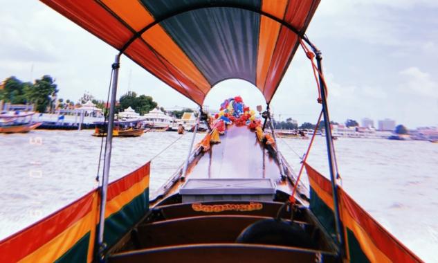 Bangkok Kanal Turu