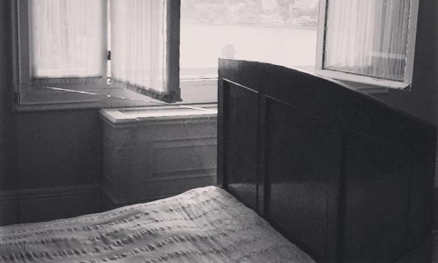 Tevfik Fikret'in Yatağı, Aşiyan Müzesi