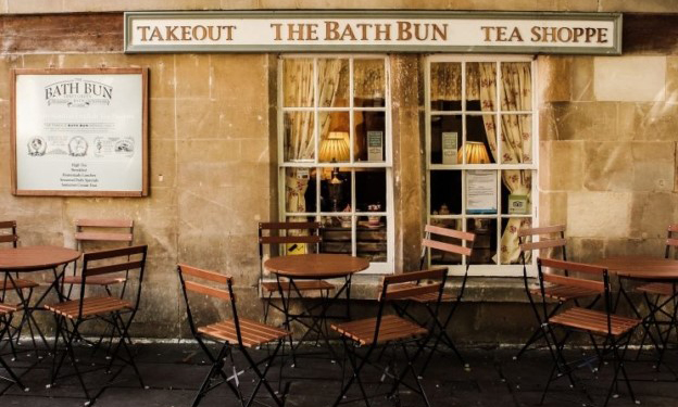 The Bath Bun Tea Shoppe