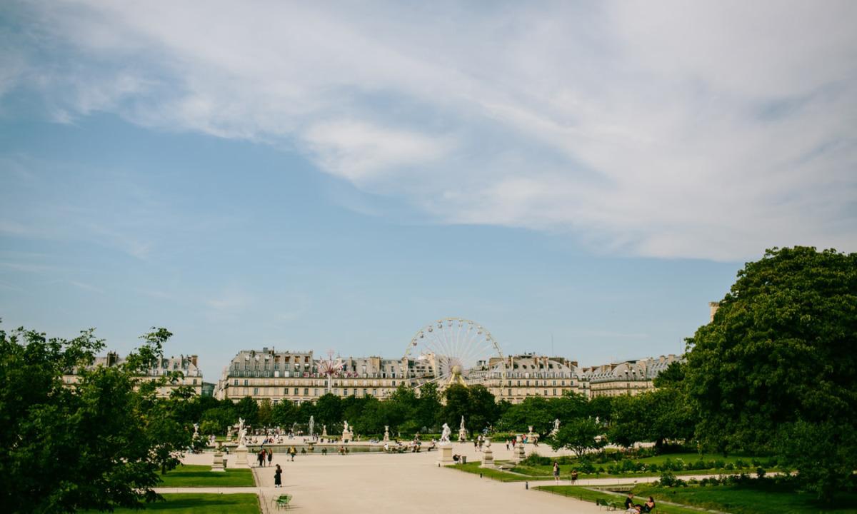 Tuileries Bahçeleri