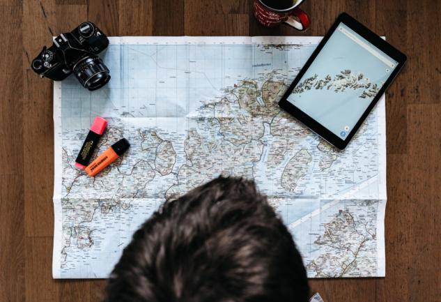 Use It Europe: Lokal Öneriler Haritası