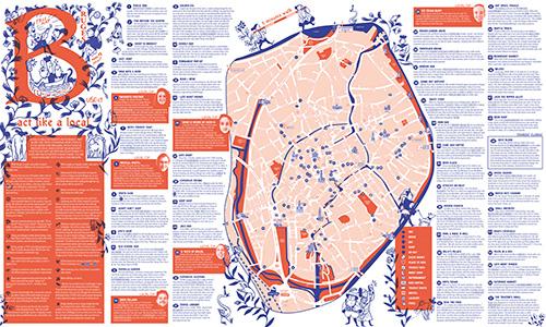 Use It Maps Belçika