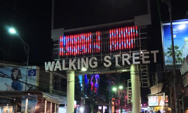 Walking Street Başlangıcı