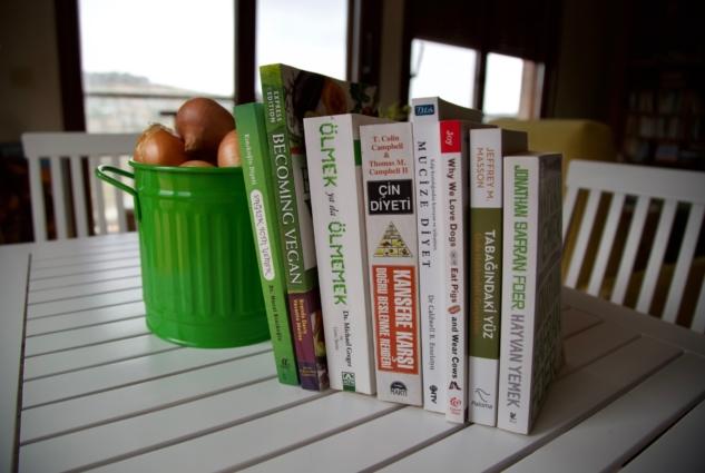 Veganlık ve Bitkisel Beslenmeye Dair Kitaplar