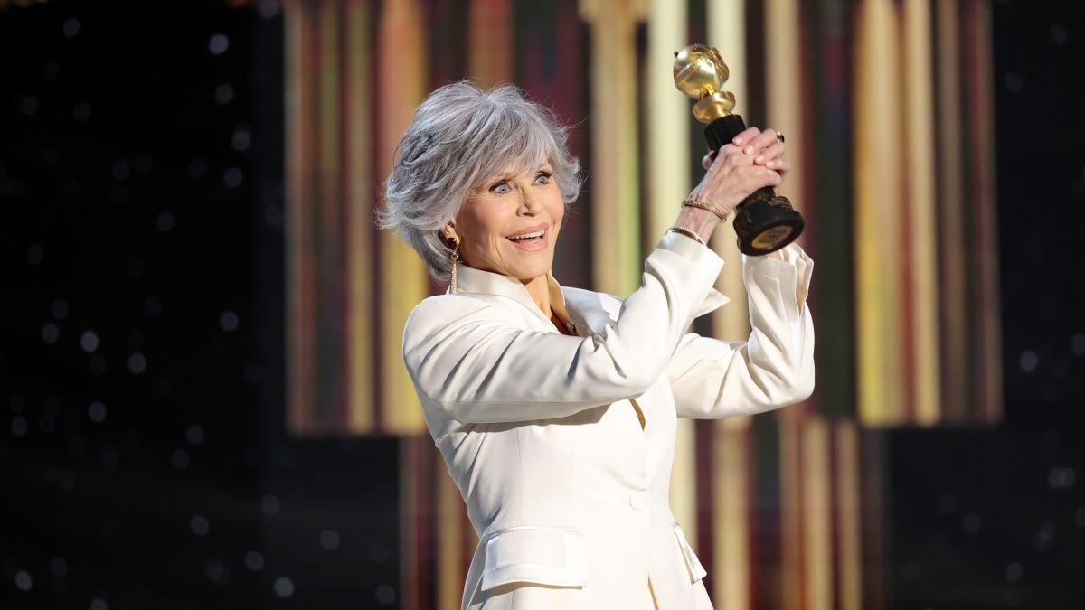 Altın Küre Ödülleri - Jane Fonda