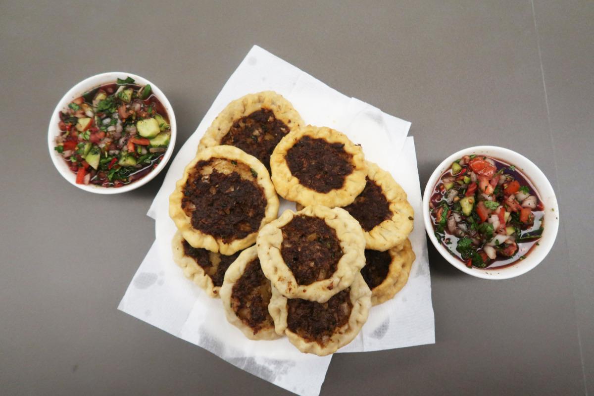 Urfa Yemekleri, Ağzı Açık ve Bostana Salatası