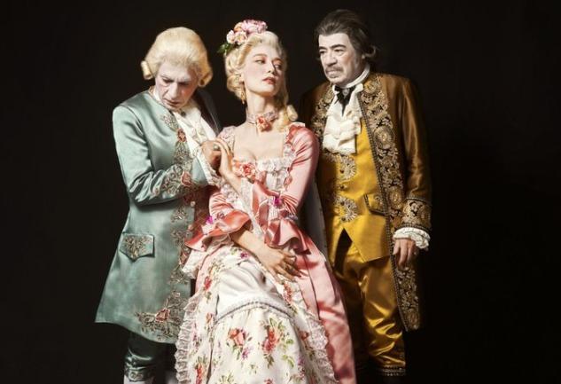 Amadeus: Mozart'ın Hayatını Anlatan Trajik Oyun