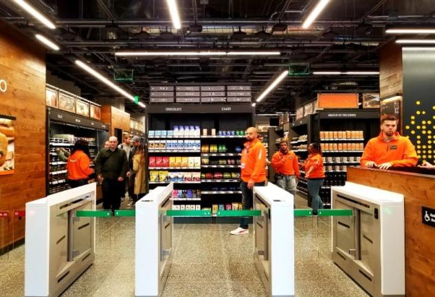 Amazon Go: Kasiyersiz Market Deneyimi