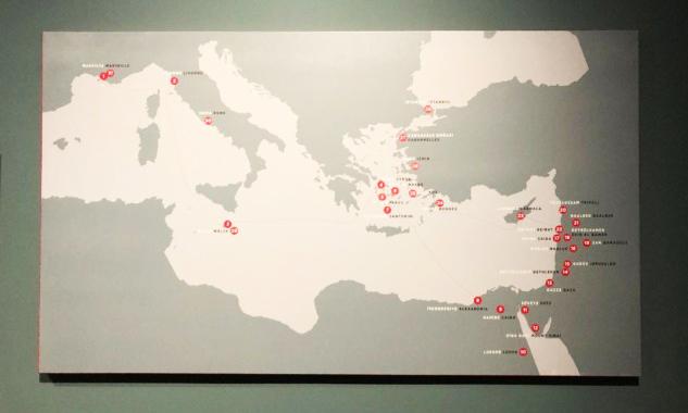 Bir Yol Öyküsü, Pera Müzesi