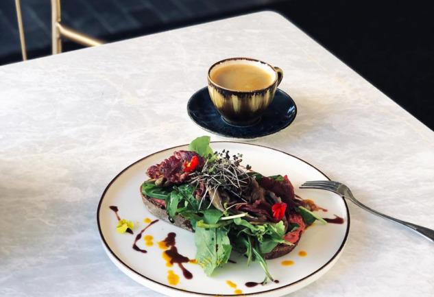 Comfy Brunch & Bakery: Caddebostan'da Keyifli Bir Kahvaltıcı