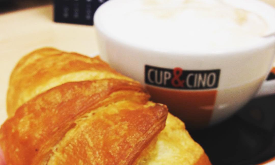 Cup & Cino Coffee House