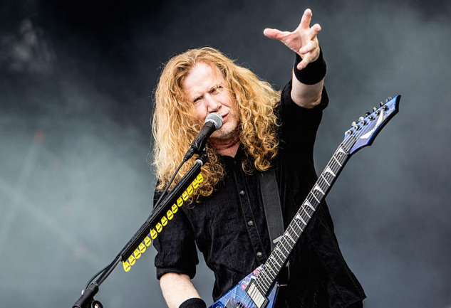 Dave Mustaine: Metal Müziğin ve Megadeth'in Efsane İsmi