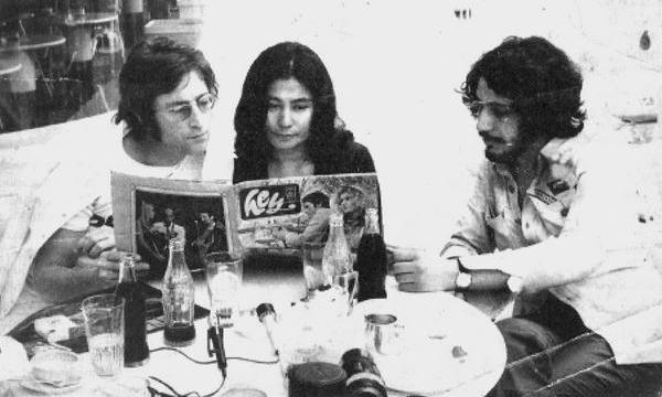John Lennon, Yoko Ono, Arda Uskan