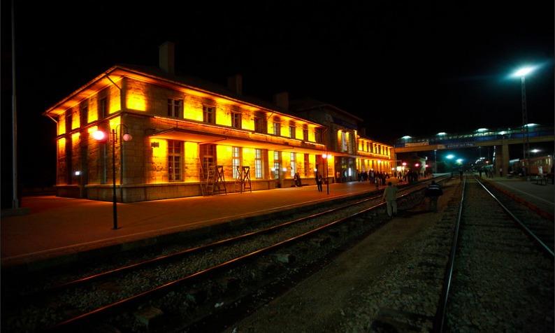 Erzincan Tren Garı