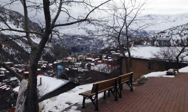Erzincan Kemaliye Köyü