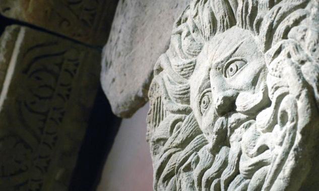 Gorgon Figürü